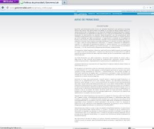Aviso Privacidad Genomma Labs 17072013