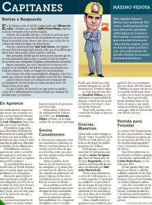 Capitanes REFORMA  16012014