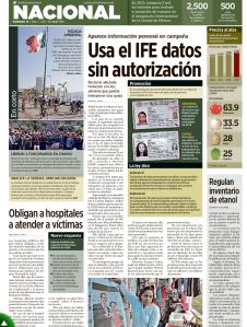 Nota Reforma 19-01-14